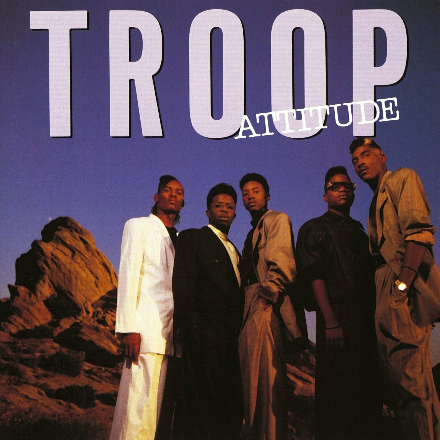 "Troop ""Attitude"" NM- 1989"