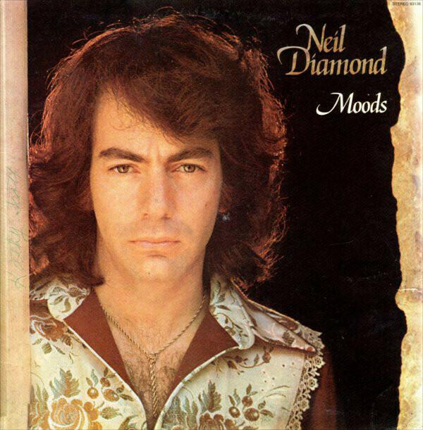 "Neil Diamond ""Moods"" EX+ 1972"