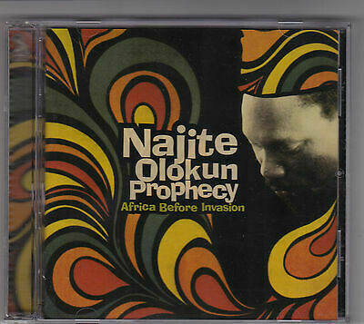 "Najite Olokun Prophecy ""Africa Before Invasion"" *CD* 2002"