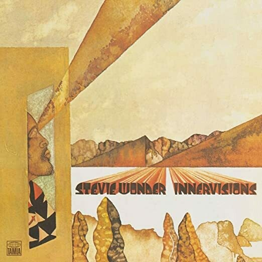 "Stevie Wonder ""Innervisions"" *CD* 1973/re.1990"