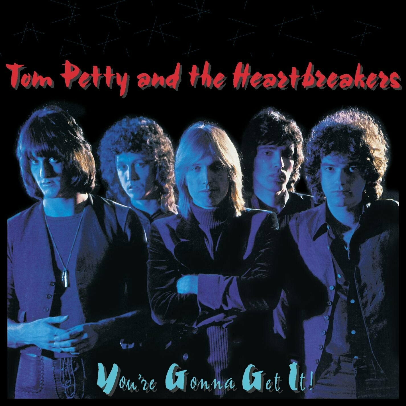 "Tom Petty & The Heartbreakers ""You're Gonna Get It"" *CD* 1978/re.2002"