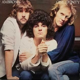 "Ambrosia ""One Eighty"" EX+ 1980"