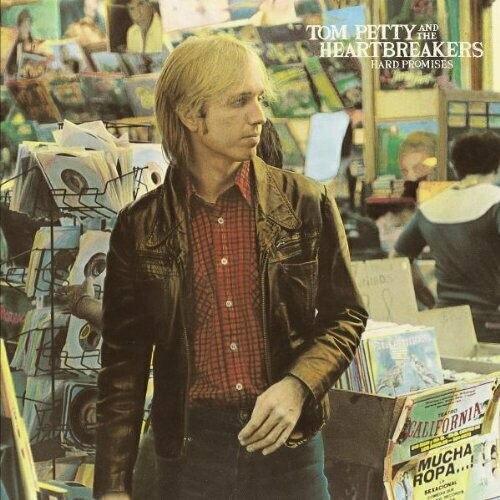 "Tom Petty & The Heartbreakers ""Hard Promises"" *CD* 1981/re.2001"
