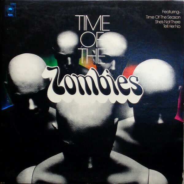 "The Zombies ""Time Of The Zombies"" EX+ 1973/re.1979 {2xLPs!}"