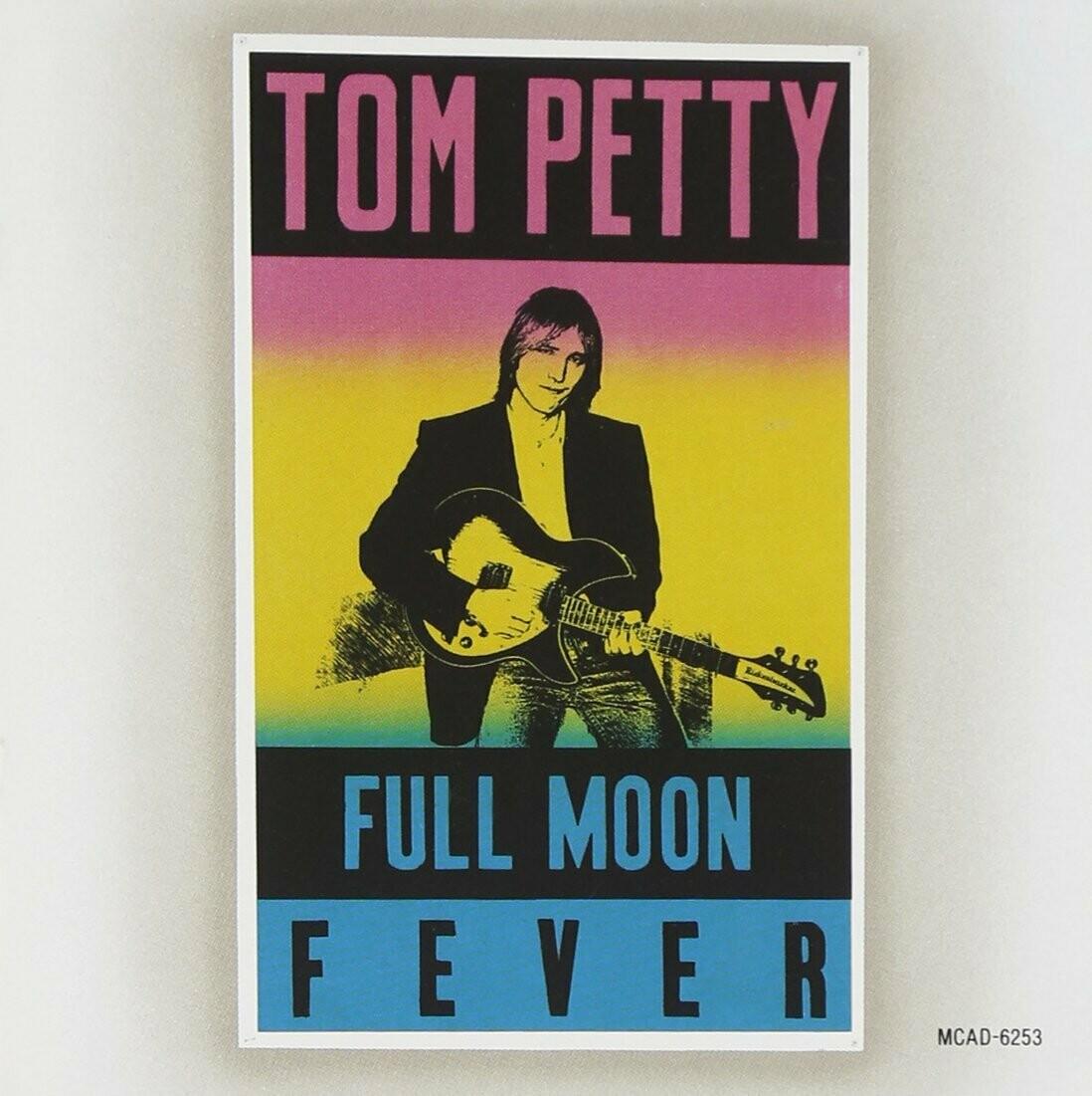 """Tom Petty """"Full Moon Fever"""" *CD* 1989"""