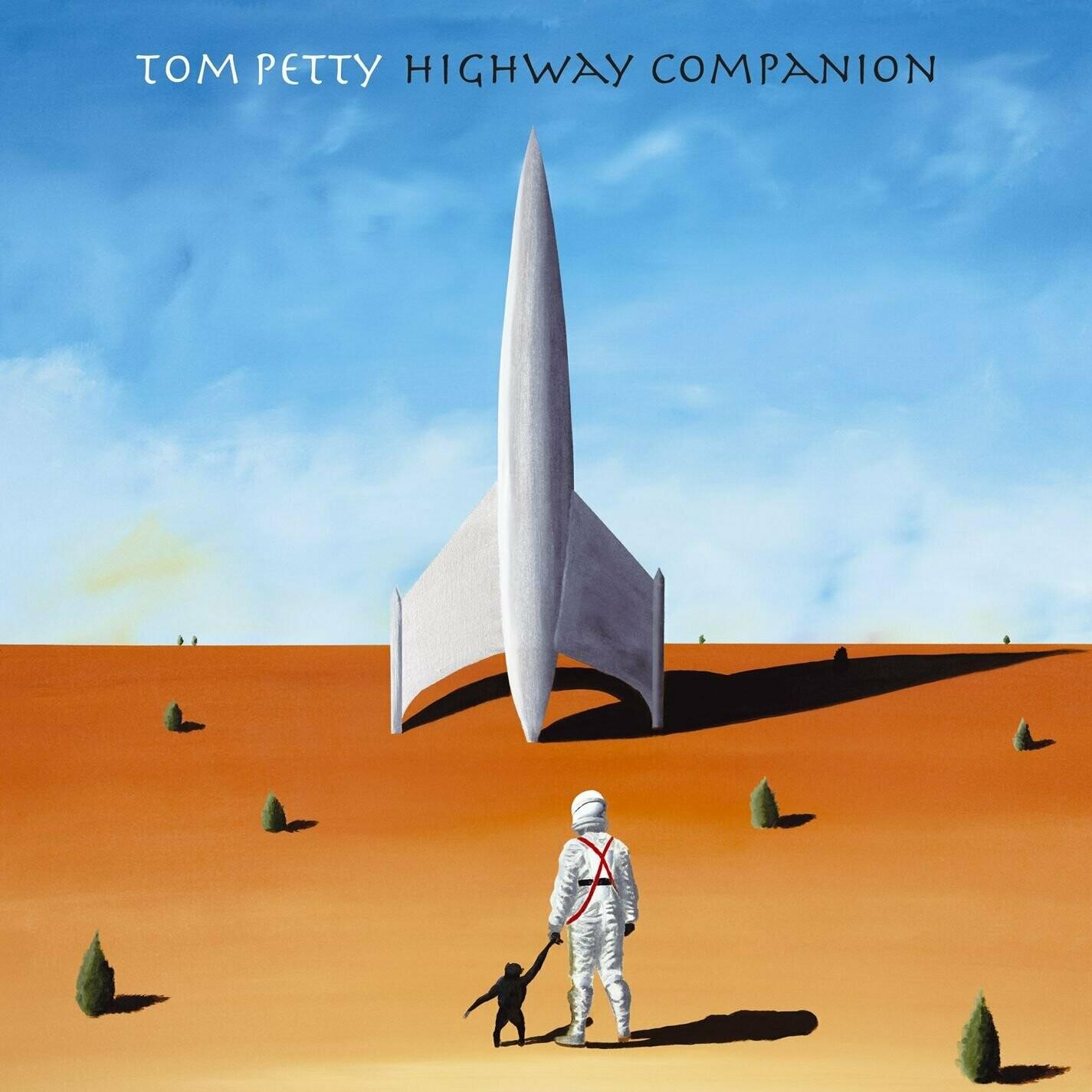 "Tom Petty ""Highway Companion"" *CD* 2006"