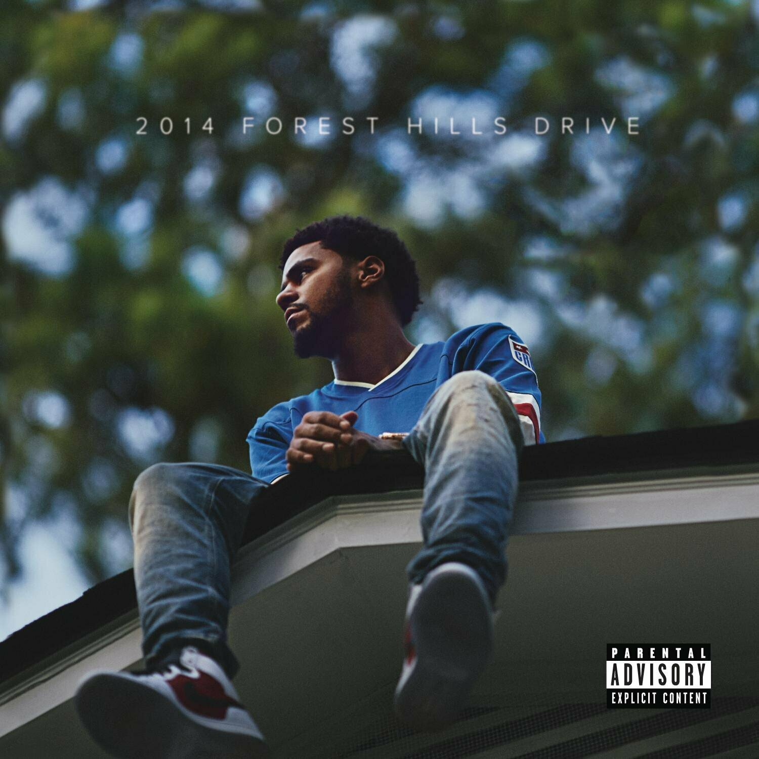 """J. Cole """"2014 Forest Hills Drive"""" *CD* 2014"""