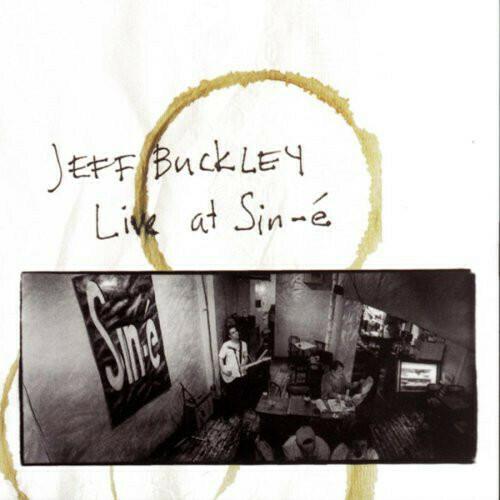 "Jeff Buckley ""Live At Sin-é"" *CD* 1993"