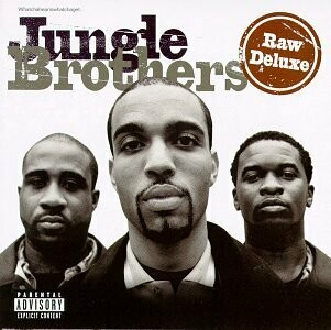 "Jungle Brothers ""Raw Deluxe"" *CD* 1997"