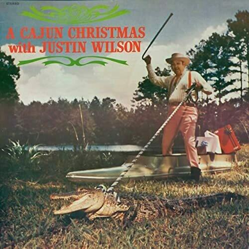 "Justin Wilson ""A Cajun Christmas With..."" EX+ 1973"