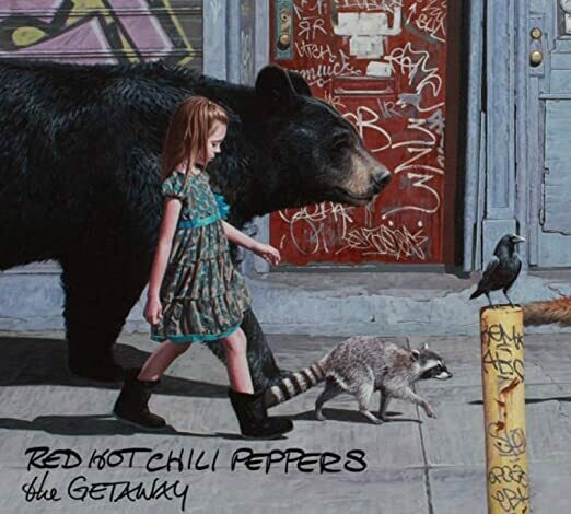 """Red Hot Chili Peppers """"The Getaway"""" *CD* 2016"""