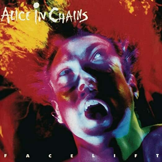 """Alice In Chains """"Facelift"""""""