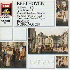 "Beethoven ""Symphonies 2 & 8"" NM- 1987"