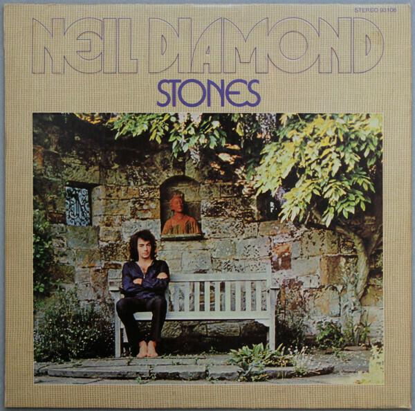 "Neil Diamond ""Stones"" EX+ 1971"