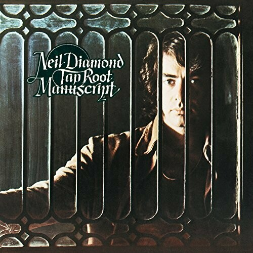 "Neil Diamond ""Tap Root Manuscript"" VG+ 1970 *UK press!*"