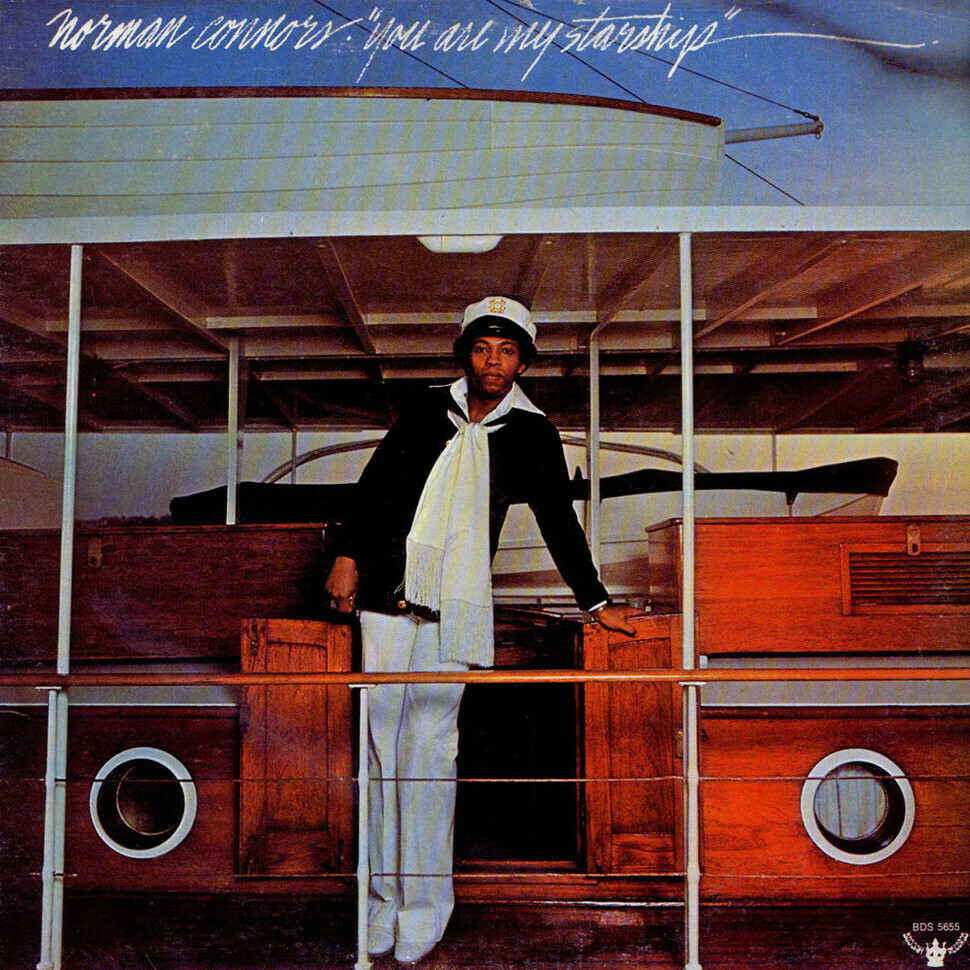 "Norman Connors ""You Are My Starship"" EX+ 1976"