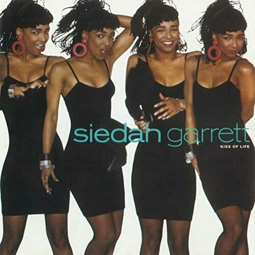 "Siedah Garrett ""Kiss Of Life"" NM- 1988 *SW/DNAP*"