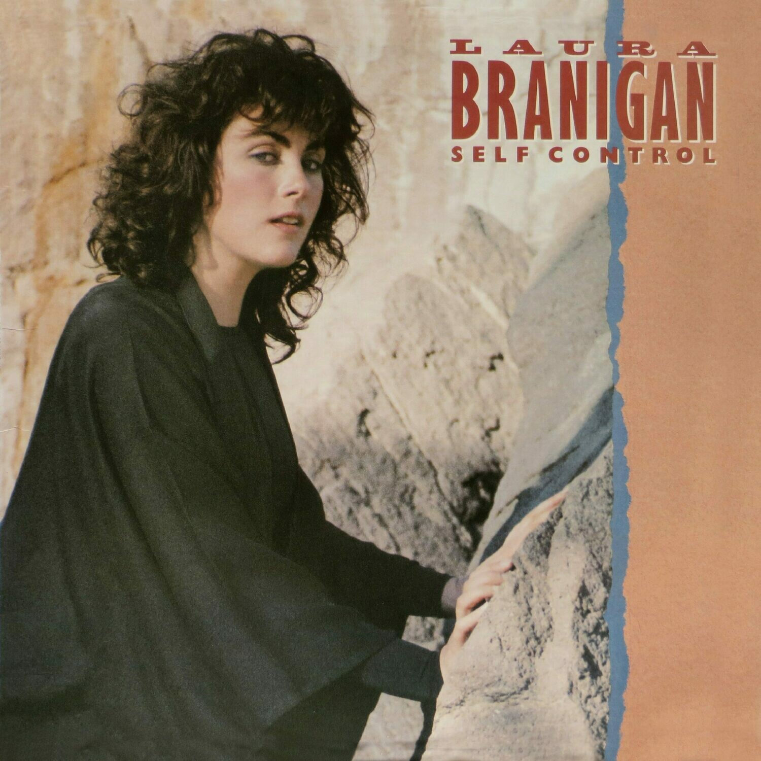 "Laura Branigan ""Self Control"" NM- 1984"