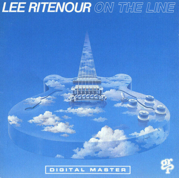 "Lee Ritenour ""On The Line"" EX+ 1983"