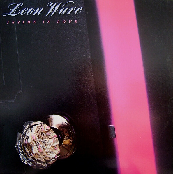 "Leon Ware ""Inside Is Love"" VG+ 1979"