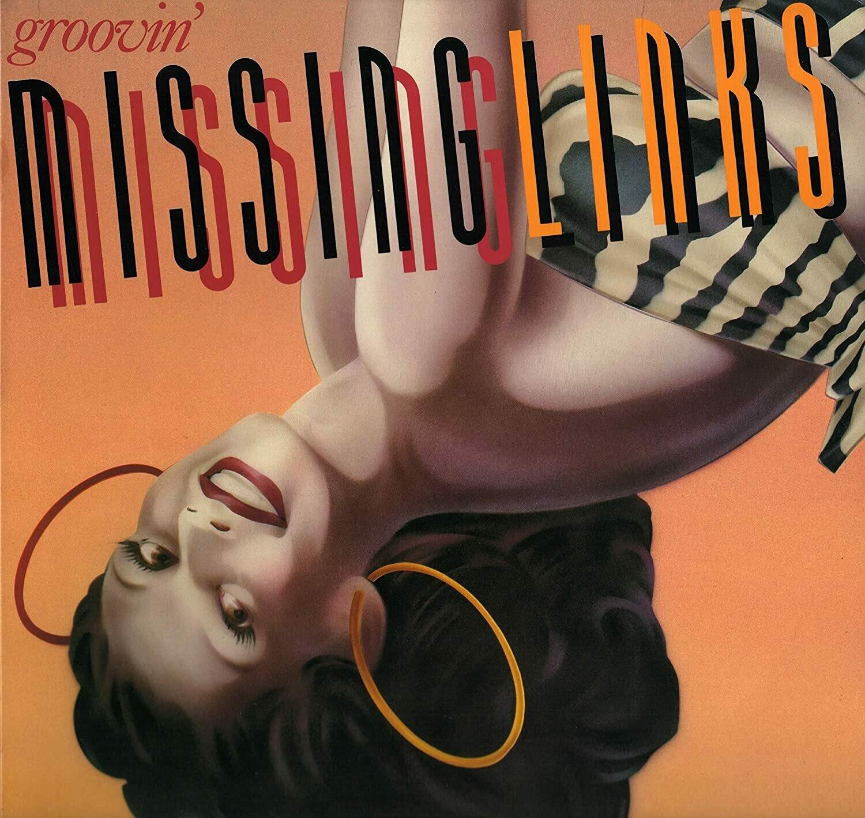 """Missing Links """"Groovin'"""" NM 1986"""