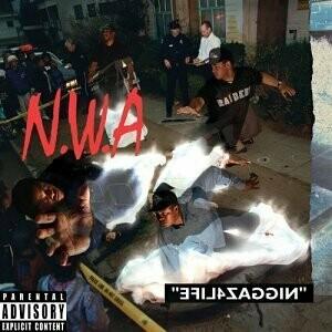 "N.W.A. ""Efil4zaggin"" *CD* 1991"