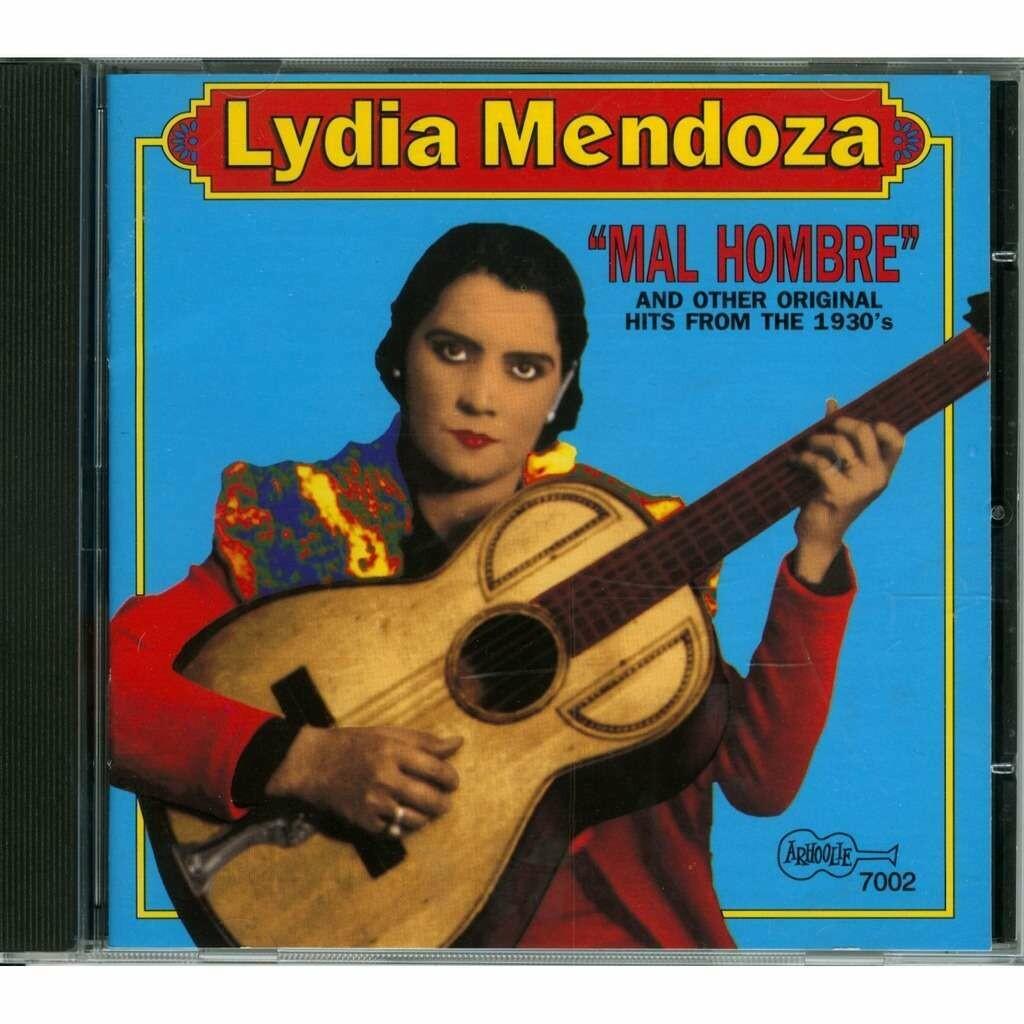 "Lydia Mendoza ""Mal Hombre"" *CD*  1997"