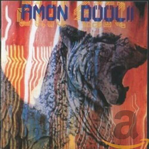 "Amon Düül II ""Wolf City"" VG 1972 {German press!}"