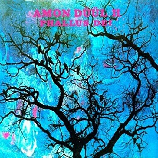 """Amon Düül II """"Phallus Dei"""" VG+ 1969/re.2009 *SW/DNAP*"""
