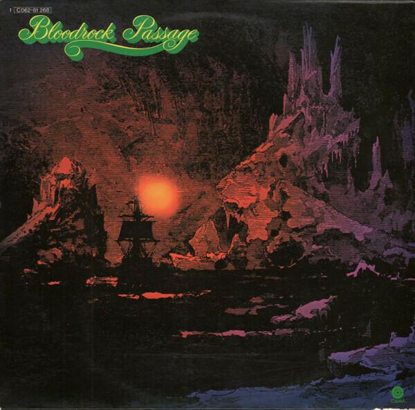 """Bloodrock """"Passage"""" EX+ 1972"""
