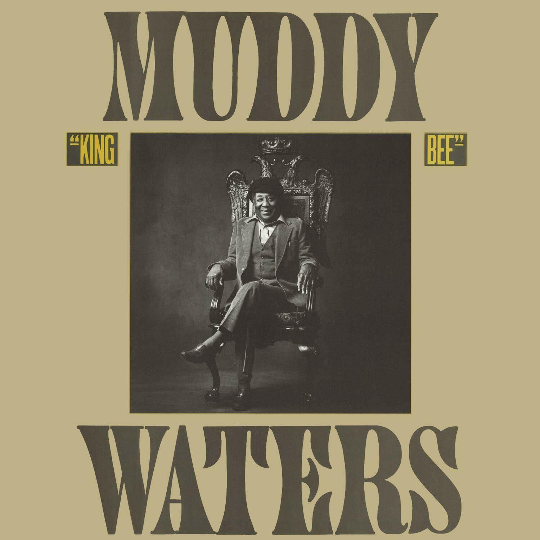 """Muddy Waters """"King Bee"""" NM- 1981"""
