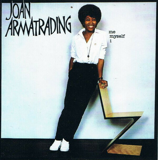 "Joan Armatrading ""Me Myself I"" VG+ 1980"