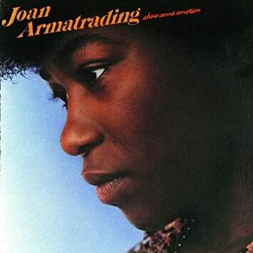 "Joan Armatrading ""Show Some Emotion"" VG 1977"