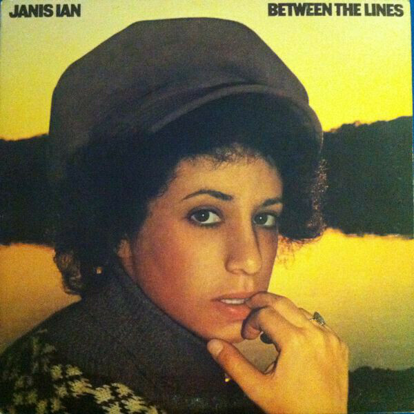 "Janis Ian ""Between The Lines"" EX+ 1975"
