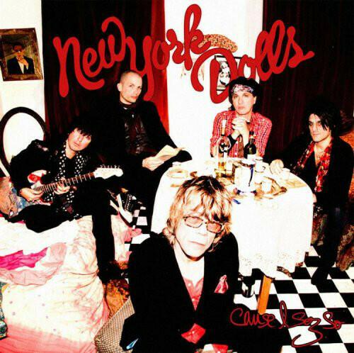 "New York Dolls ""'Cause I Sez So"" NM 2009"