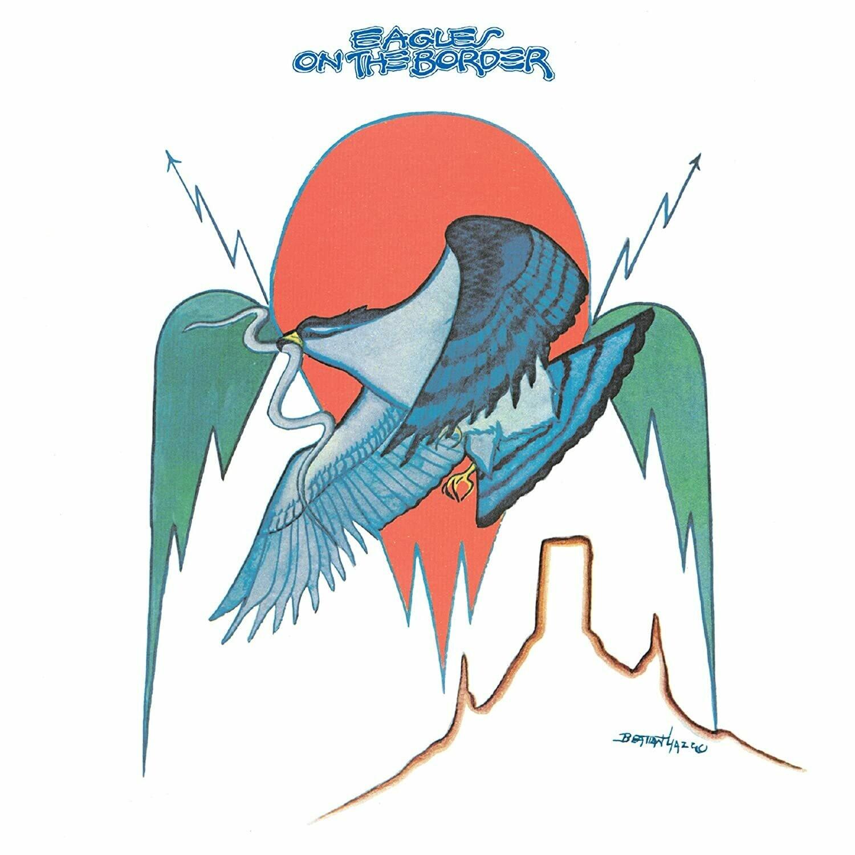 "Eagles ""On The Border"" VG+ 1974"