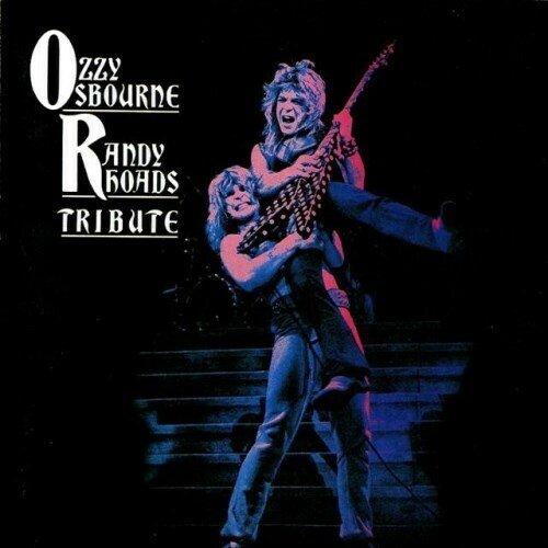 "Ozzy Osbourne ""Randy Rhoads Tribute"" NM 1987"