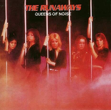 "The Runaways ""Queens Of Noise"" NM- 1976"