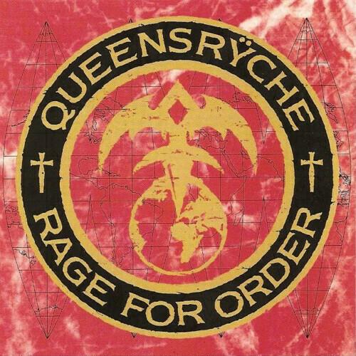 "Queensrÿche ""Rage For Order"" NM- 1986"