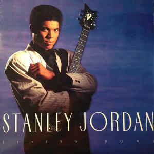 "Stanley Jordan ""Flying Home"" EX+ 1988"