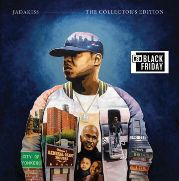 "JADAKISS ""THE COLLECTOR'S EDITION"" *RSD 2020*"