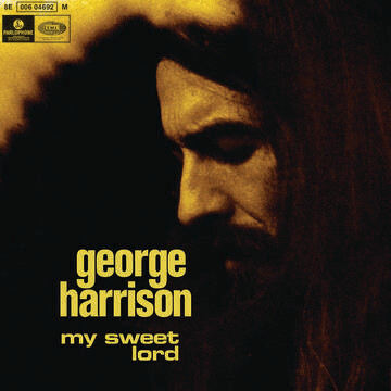 "GEORGE HARRISON ""MY SWEET LORD"" *45* *RSD 2020* {numbered!}"
