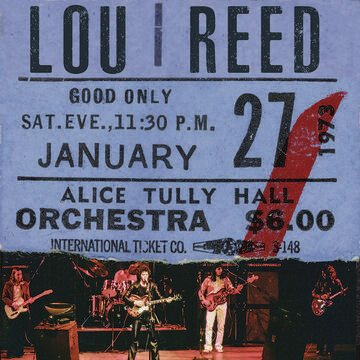 "LOU REED ""LIVE AT ALICE TULLY HALL"" *RSD 2020*"