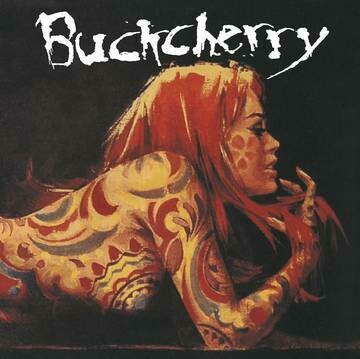 """BUCKCHERRY """"BUCKCHERRY"""" *RSD 2020* {ltd. ed. 1,750 copies!}"""