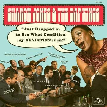 "SHARON JONES & THE DAP-KINGS ""JUST DROPPED IN..."" *RSD 2020*"