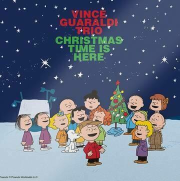 "VINCE GUARALDI TRIO ""CHRISTMAS TIME IS HERE"" *RSD 2020* (green vinyl!)"