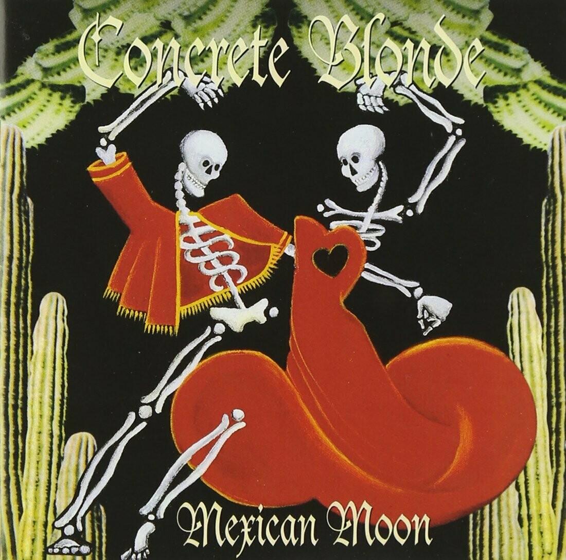 """Concrete Blonde """"Mexican Moon"""" NM 1993/re.2017 {2xLPs!}"""