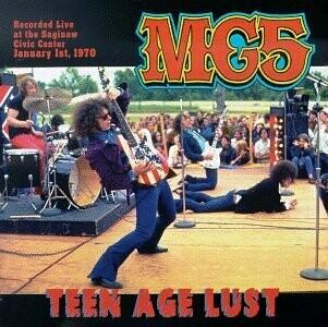 "MC5 ""Teen Age Lust"" NM- 1996"