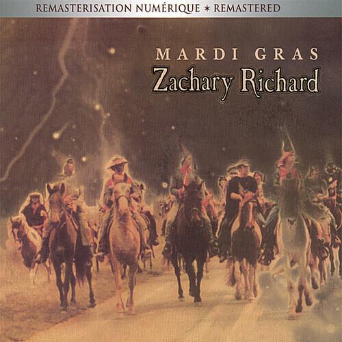 "Zachary Richard ""Mardi Gras"" *CD*"
