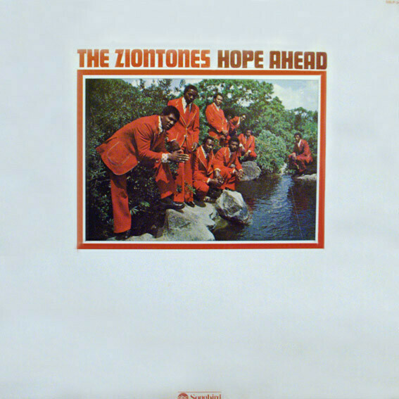 "Ziontones, The ""Hope Ahead"" NM- 1974"